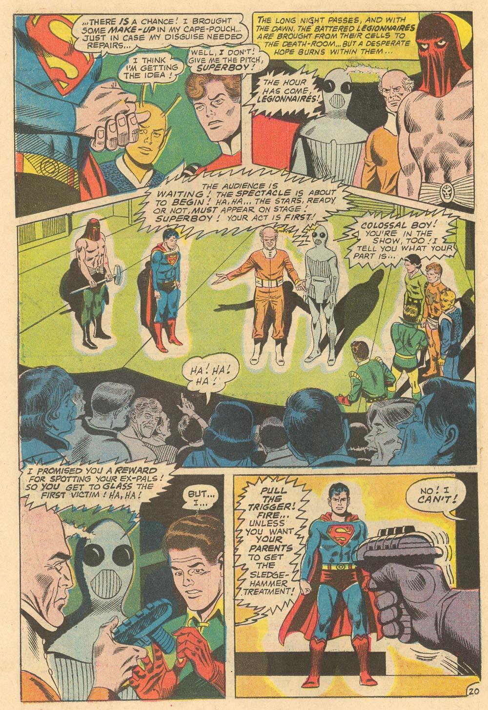 Read online Adventure Comics (1938) comic -  Issue #372 - 25