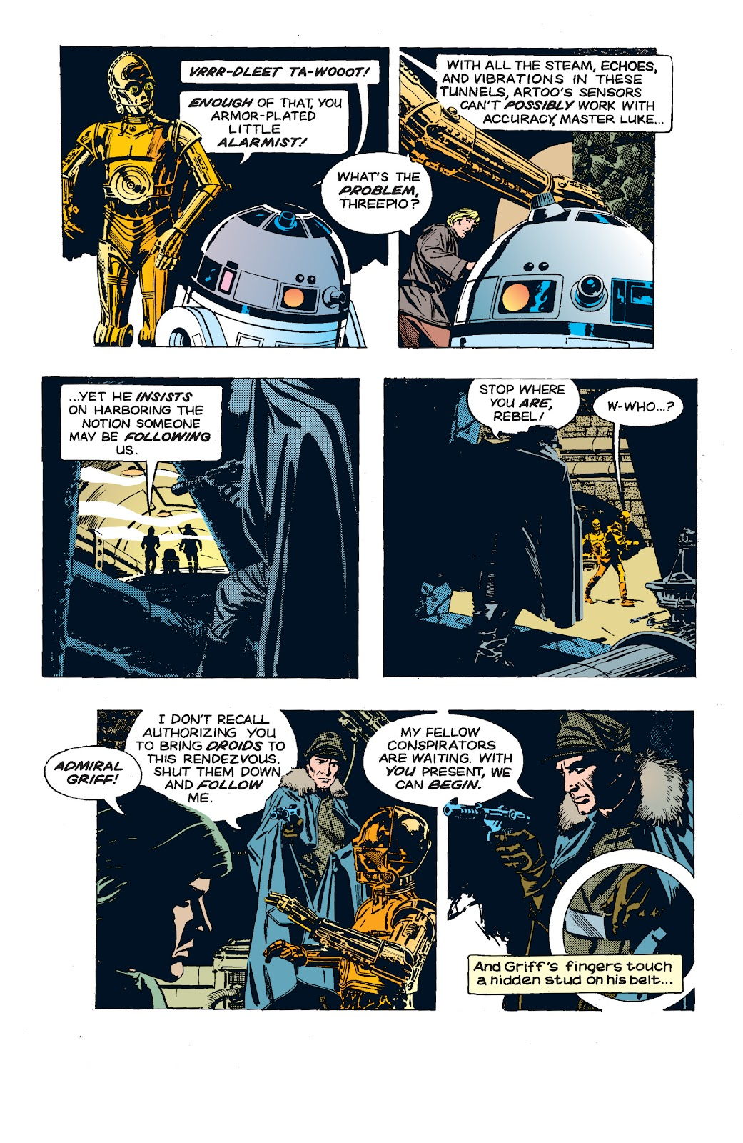 Read online Star Wars Legends: The Newspaper Strips - Epic Collection comic -  Issue # TPB (Part 5) - 61