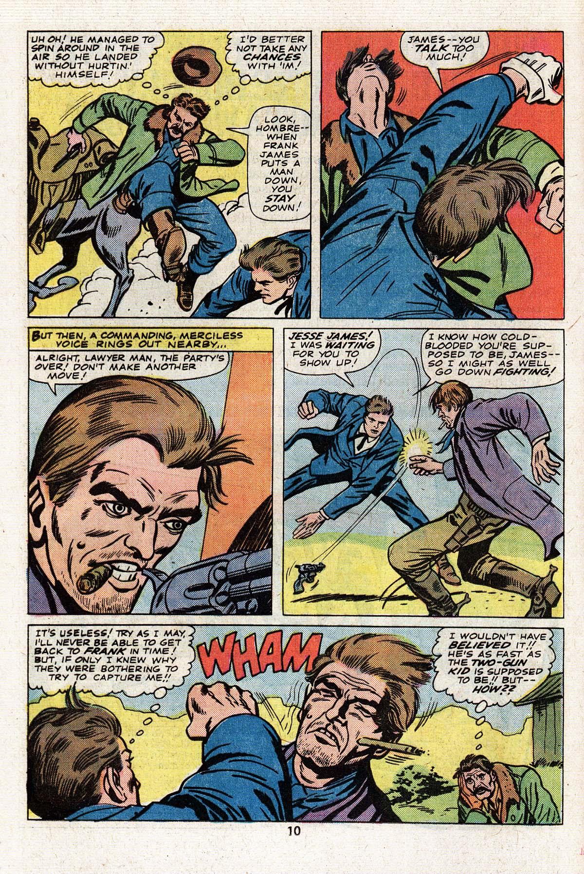 Read online Two-Gun Kid comic -  Issue #125 - 12