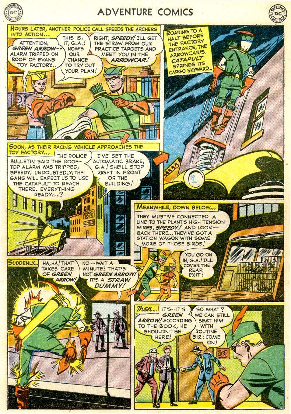 Read online Adventure Comics (1938) comic -  Issue #174 - 38
