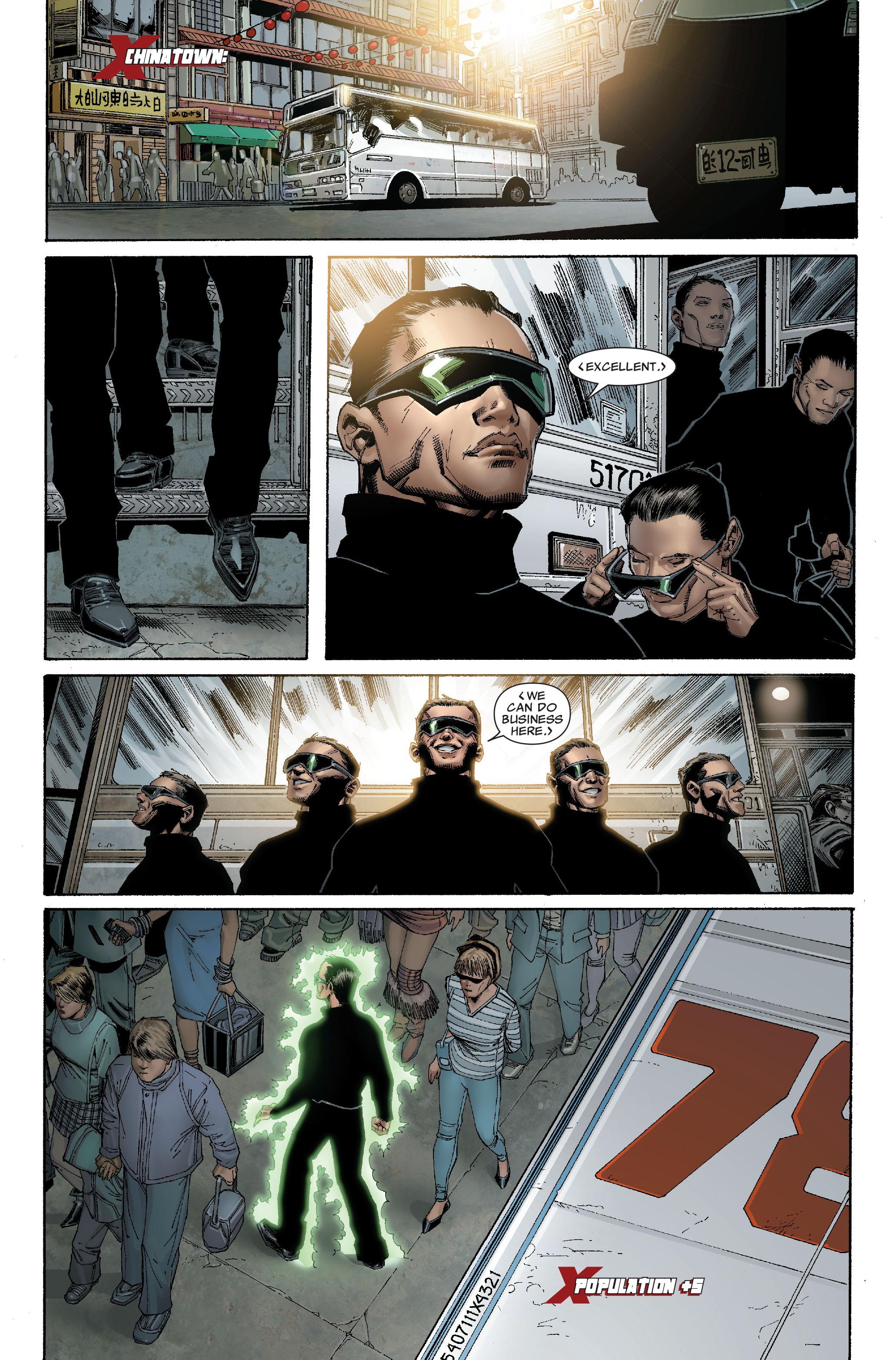 Read online Uncanny X-Men (1963) comic -  Issue #529 - 11