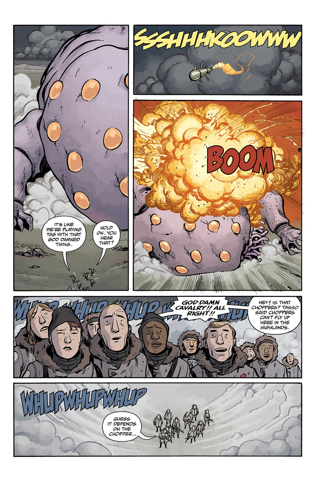 Read online B.P.R.D. Hell on Earth: The Return of the Master comic -  Issue #5 - 23