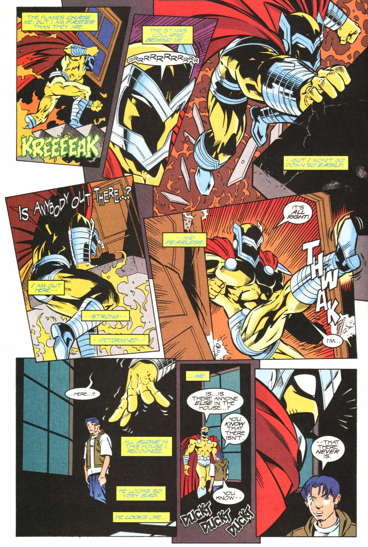 Read online Slingers comic -  Issue #11 - 13