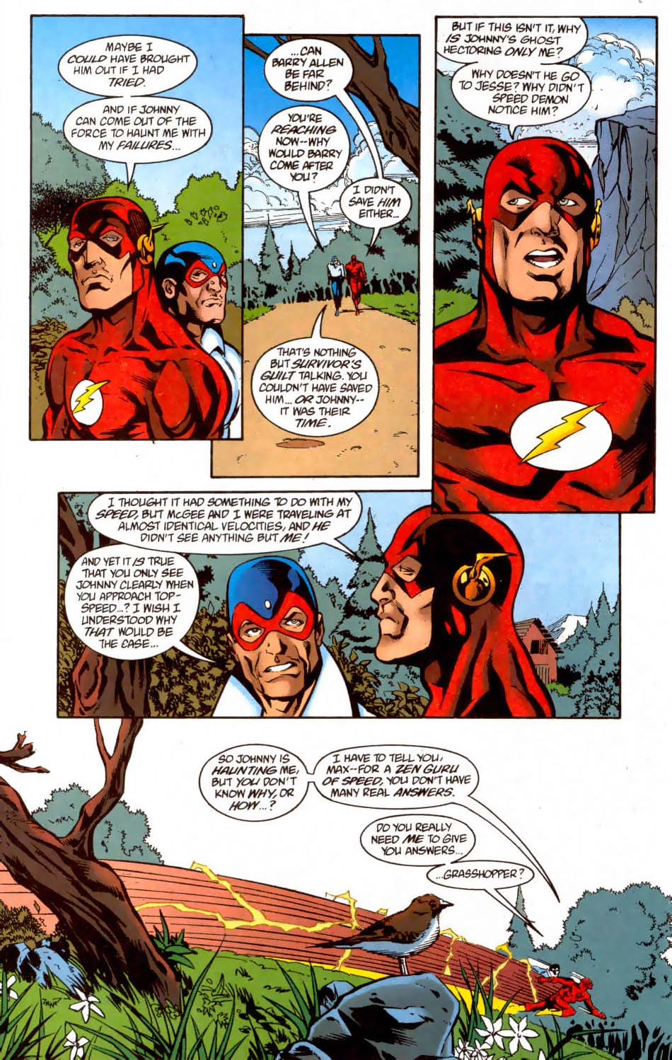 Read online The Flash (1987) comic -  Issue # _Annual 11 - 19