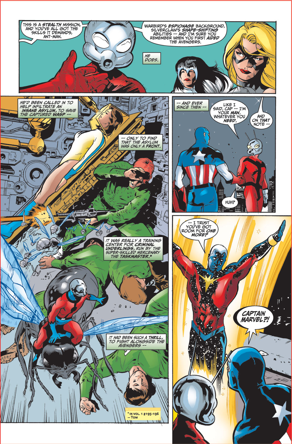 Read online Avengers (1998) comic -  Issue #26 - 8