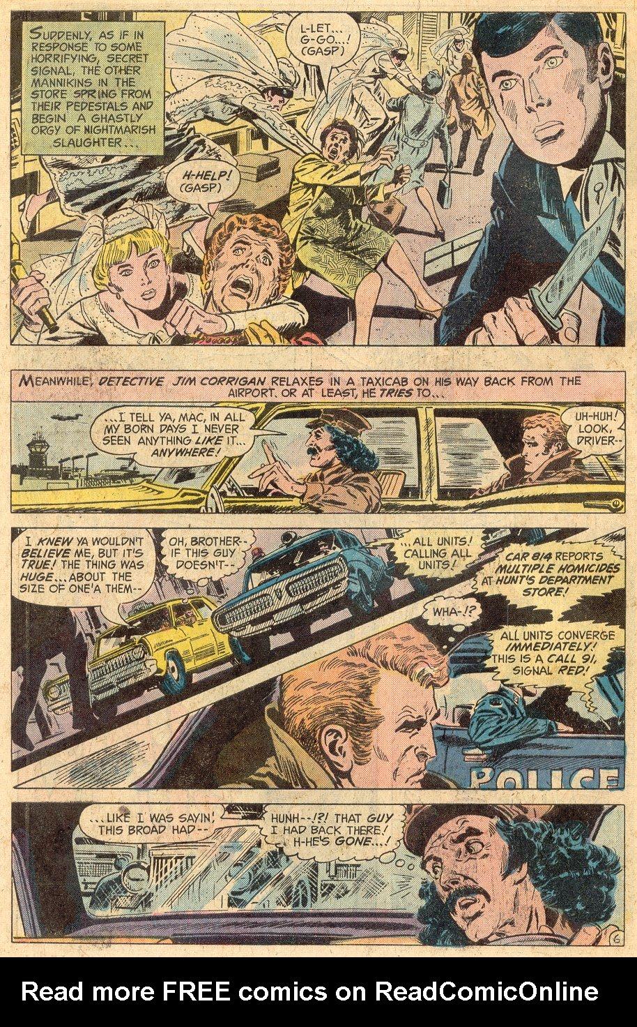 Read online Adventure Comics (1938) comic -  Issue #434 - 8