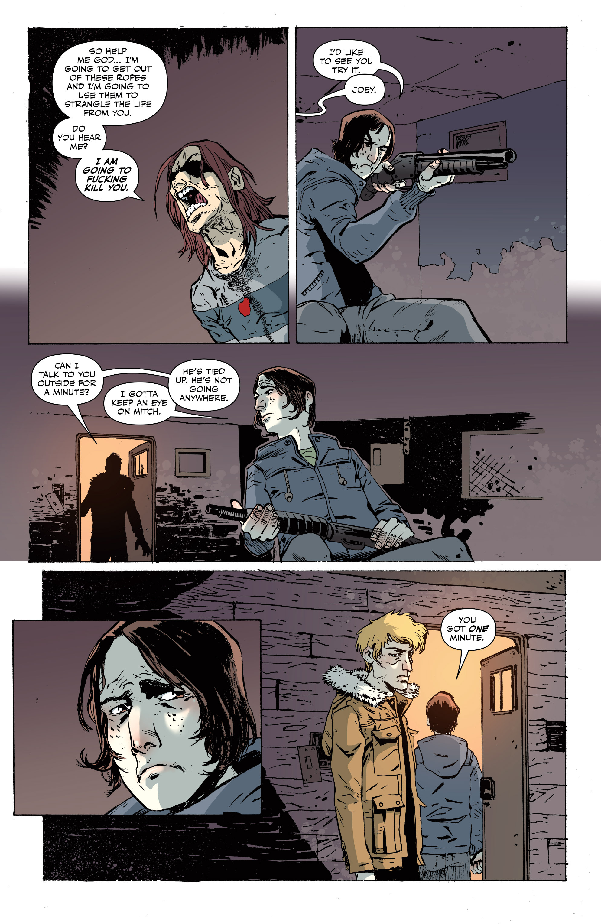 Read online Sheltered comic -  Issue #11 - 11