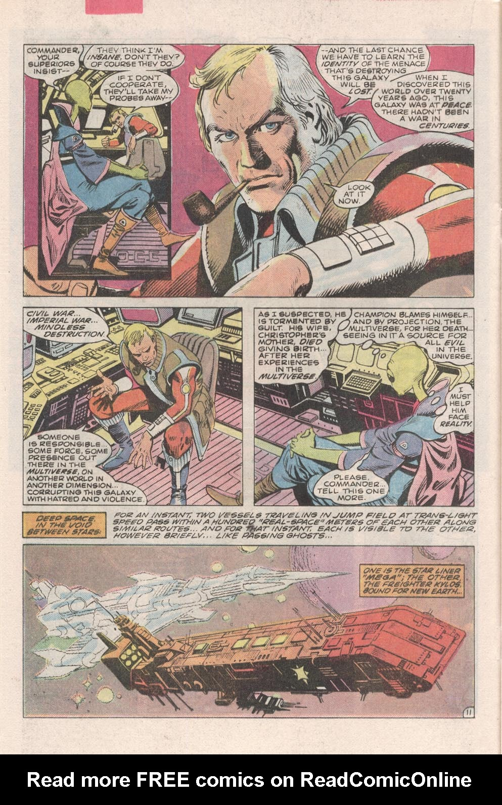Read online Atari Force (1984) comic -  Issue #2 - 13