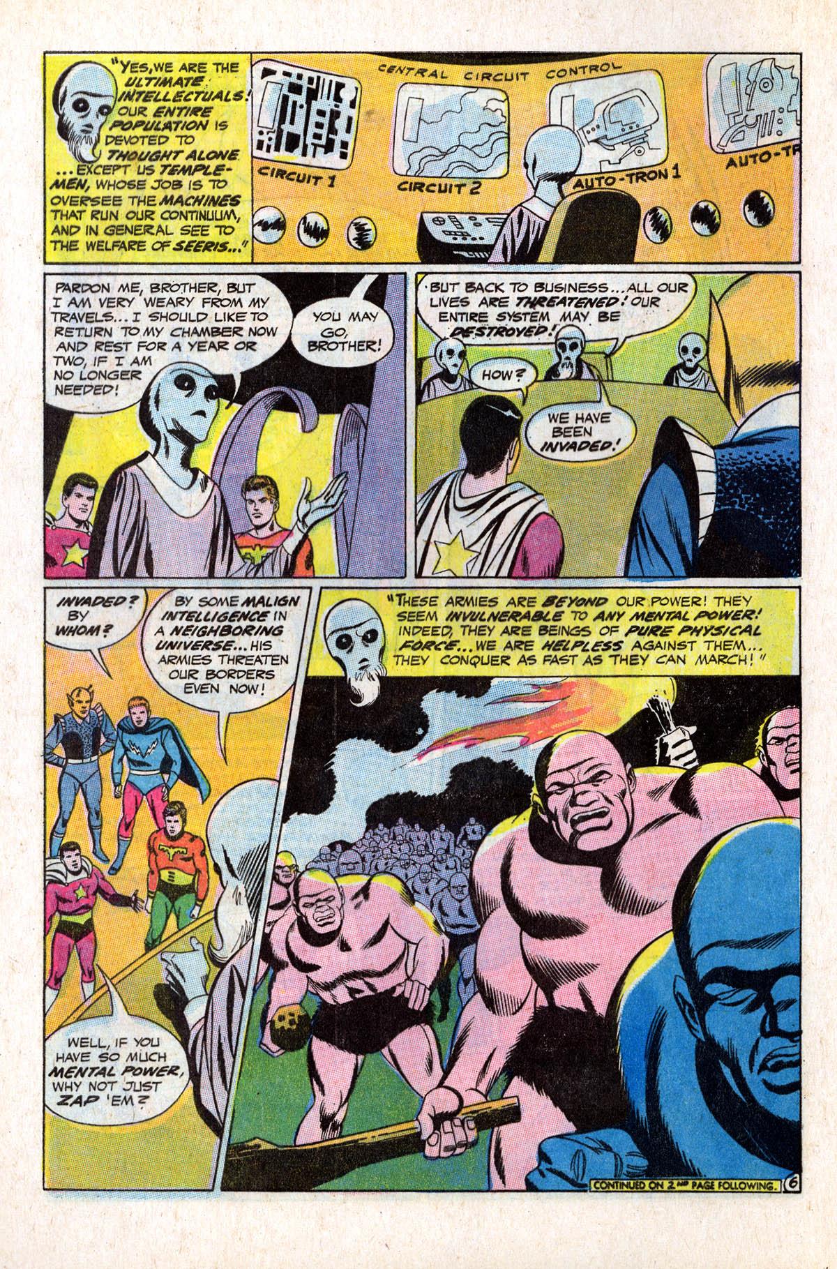 Read online Adventure Comics (1938) comic -  Issue #379 - 8