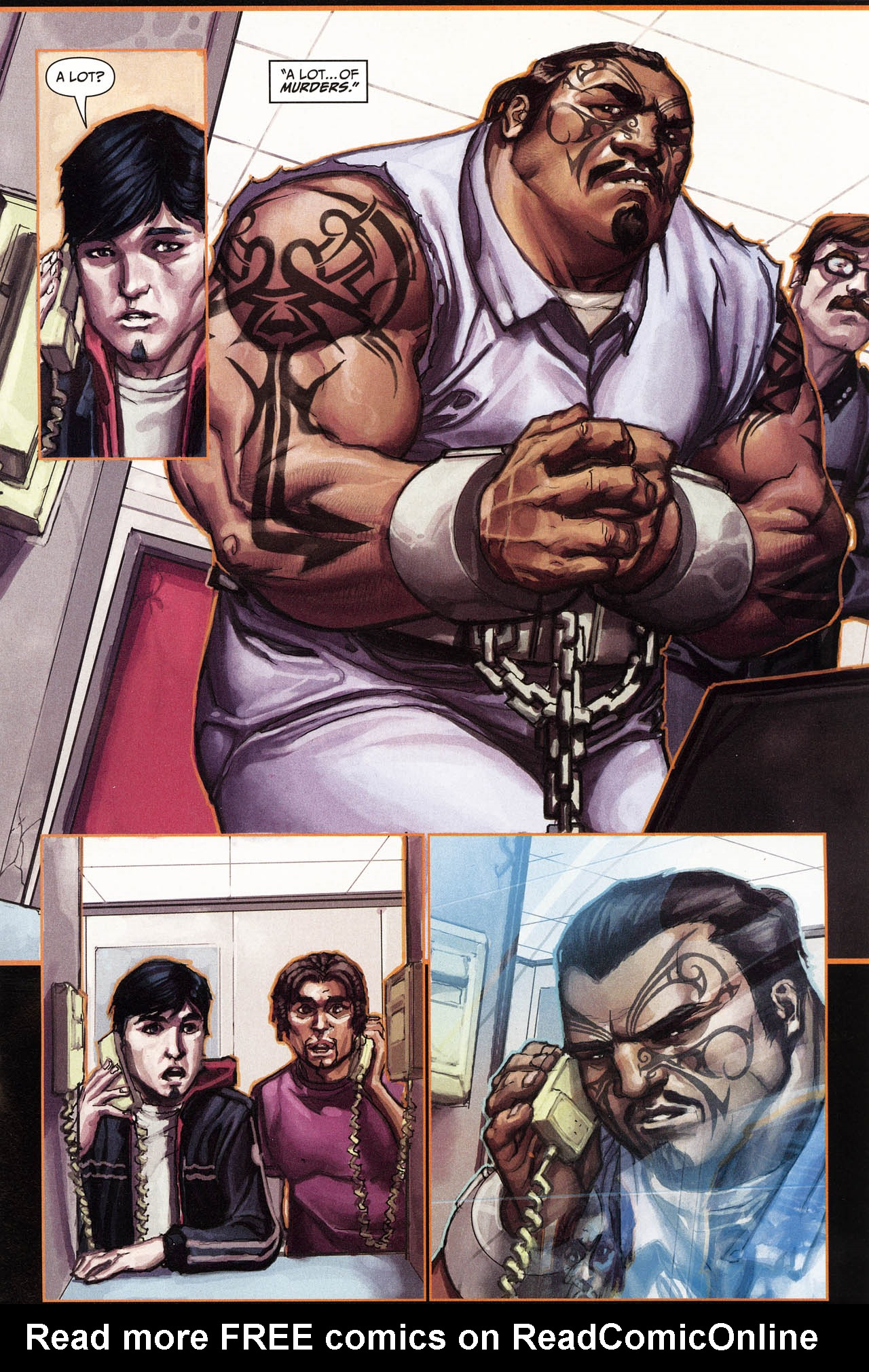 Read online Trials of Shazam comic -  Issue #6 - 8