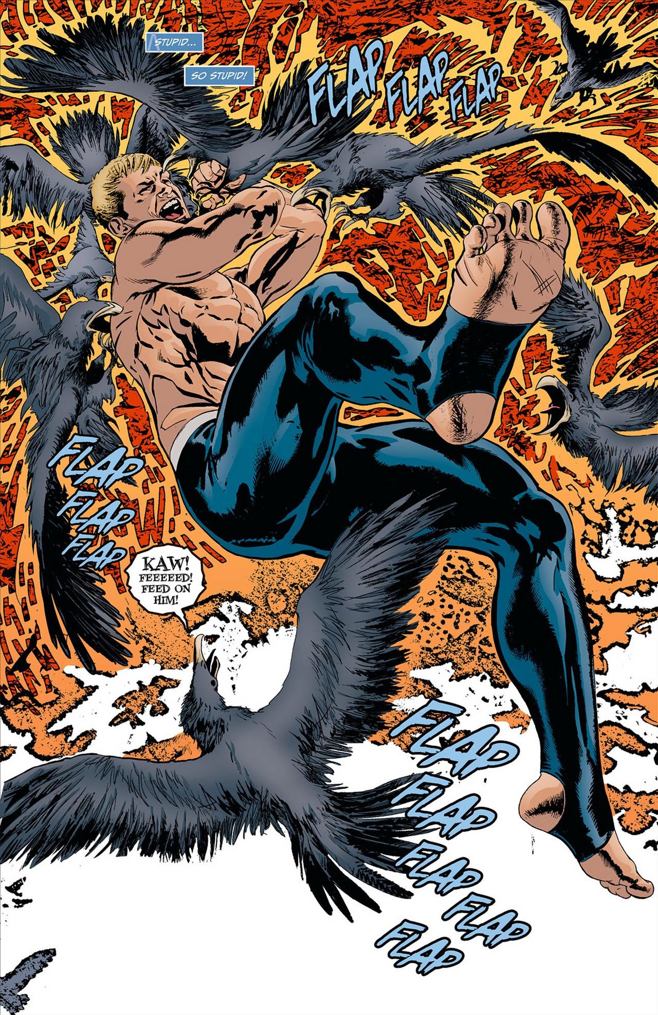 Read online Animal Man (2011) comic -  Issue #8 - 18