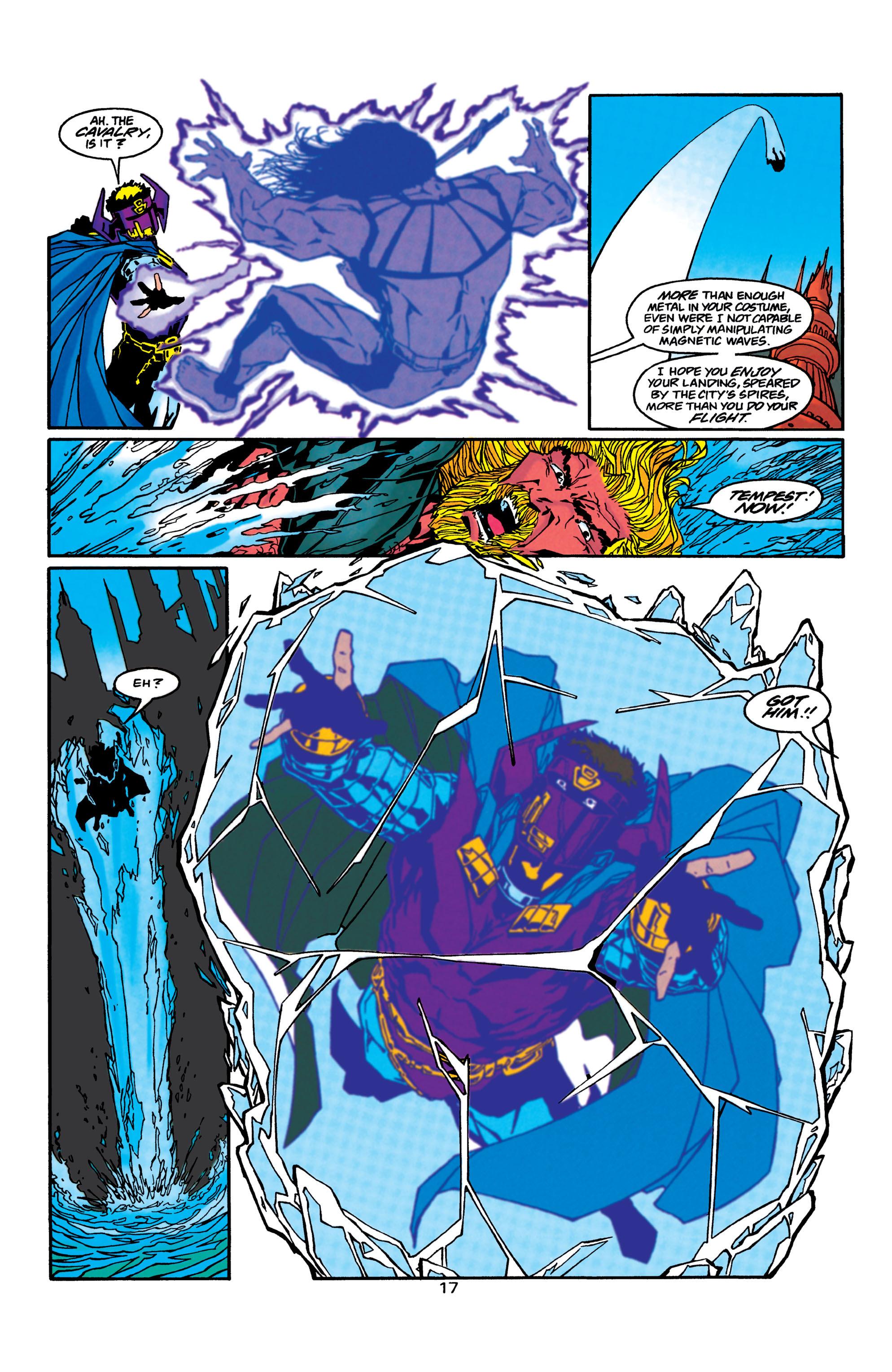 Read online Aquaman (1994) comic -  Issue #40 - 18