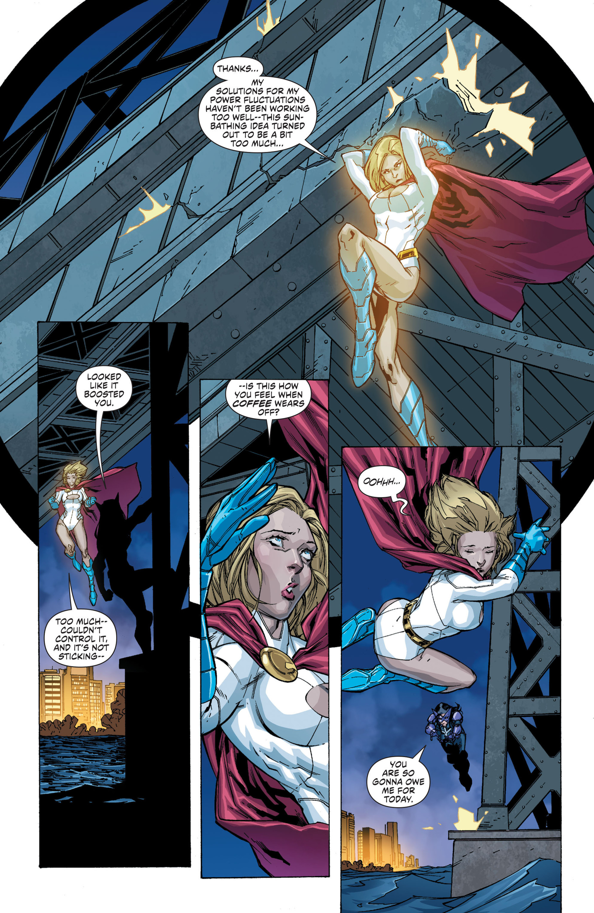 Read online Worlds' Finest comic -  Issue #18 - 6