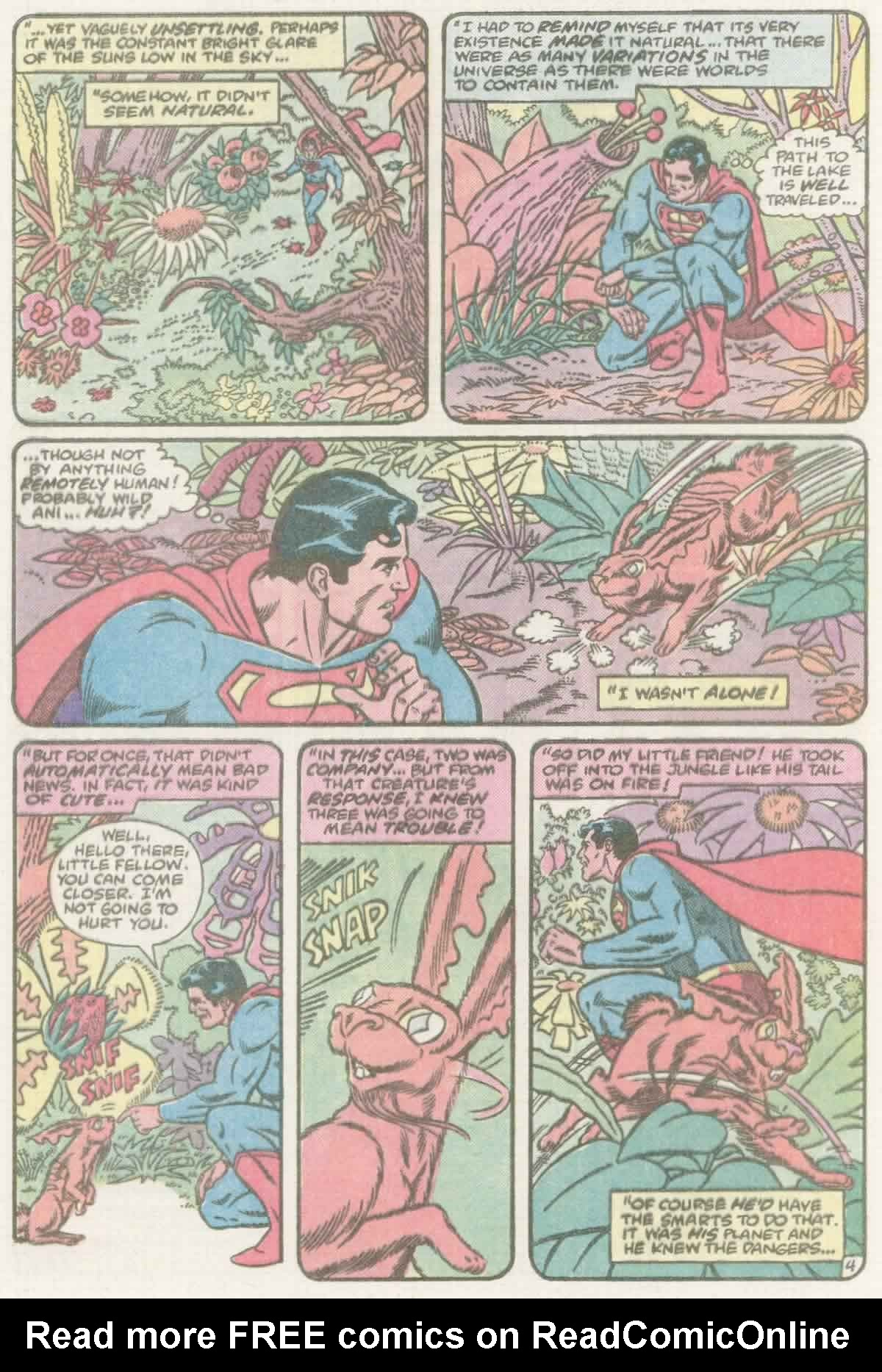 Read online Action Comics (1938) comic -  Issue #559 - 21