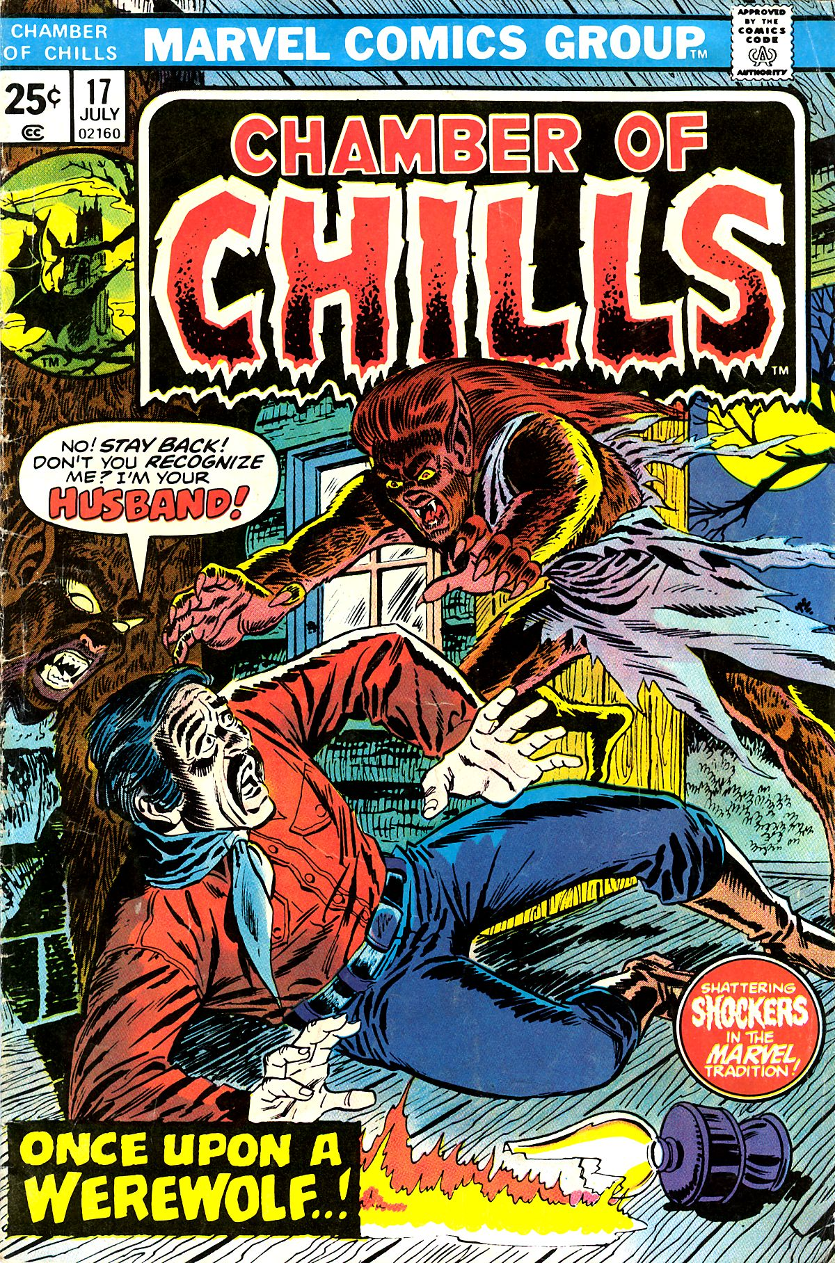 Chamber of Chills (1972) 17 Page 1