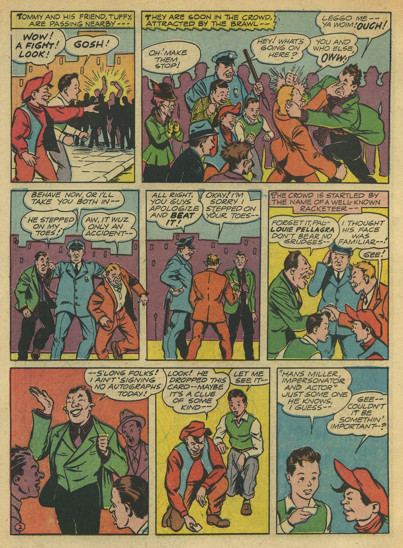 Read online Sensation (Mystery) Comics comic -  Issue #10 - 50