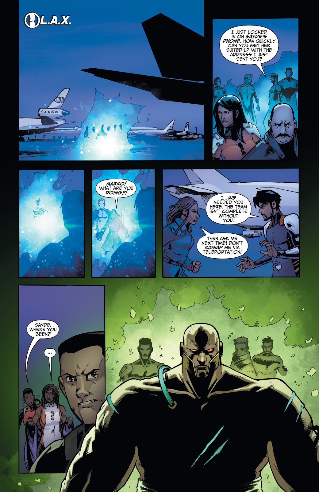 Read online Incidentals comic -  Issue #17 - 20