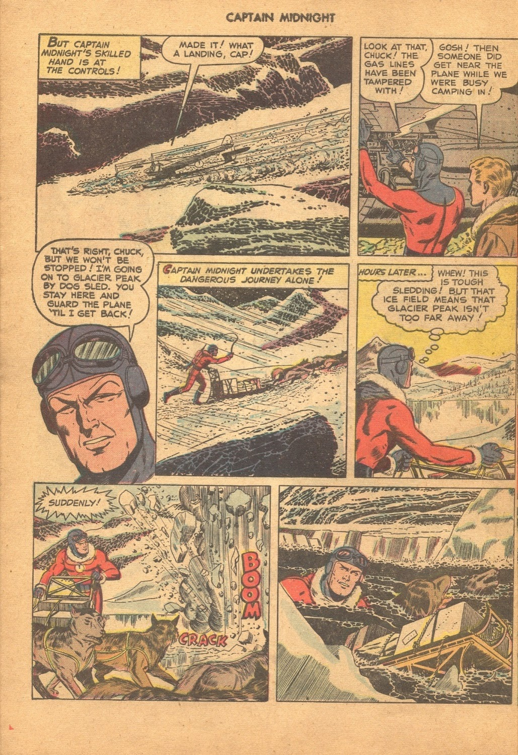 Captain Midnight (1942) issue 61 - Page 6