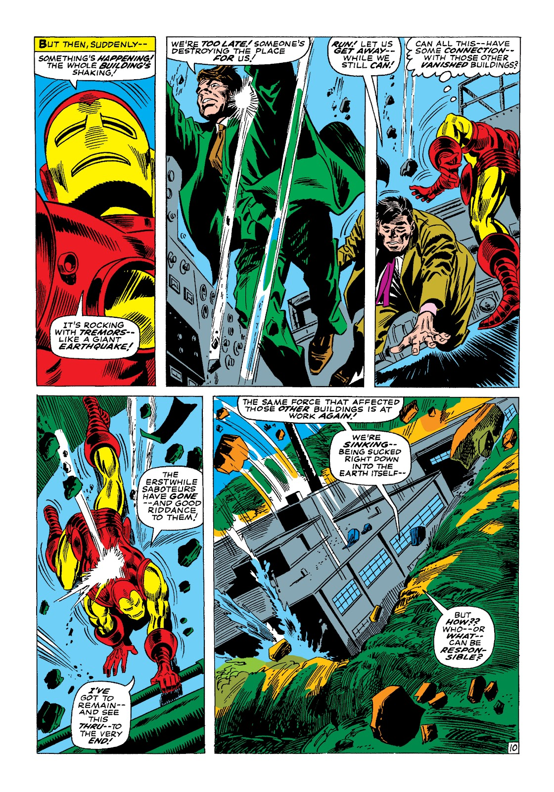 Read online Marvel Masterworks: The Invincible Iron Man comic -  Issue # TPB 4 (Part 1) - 55