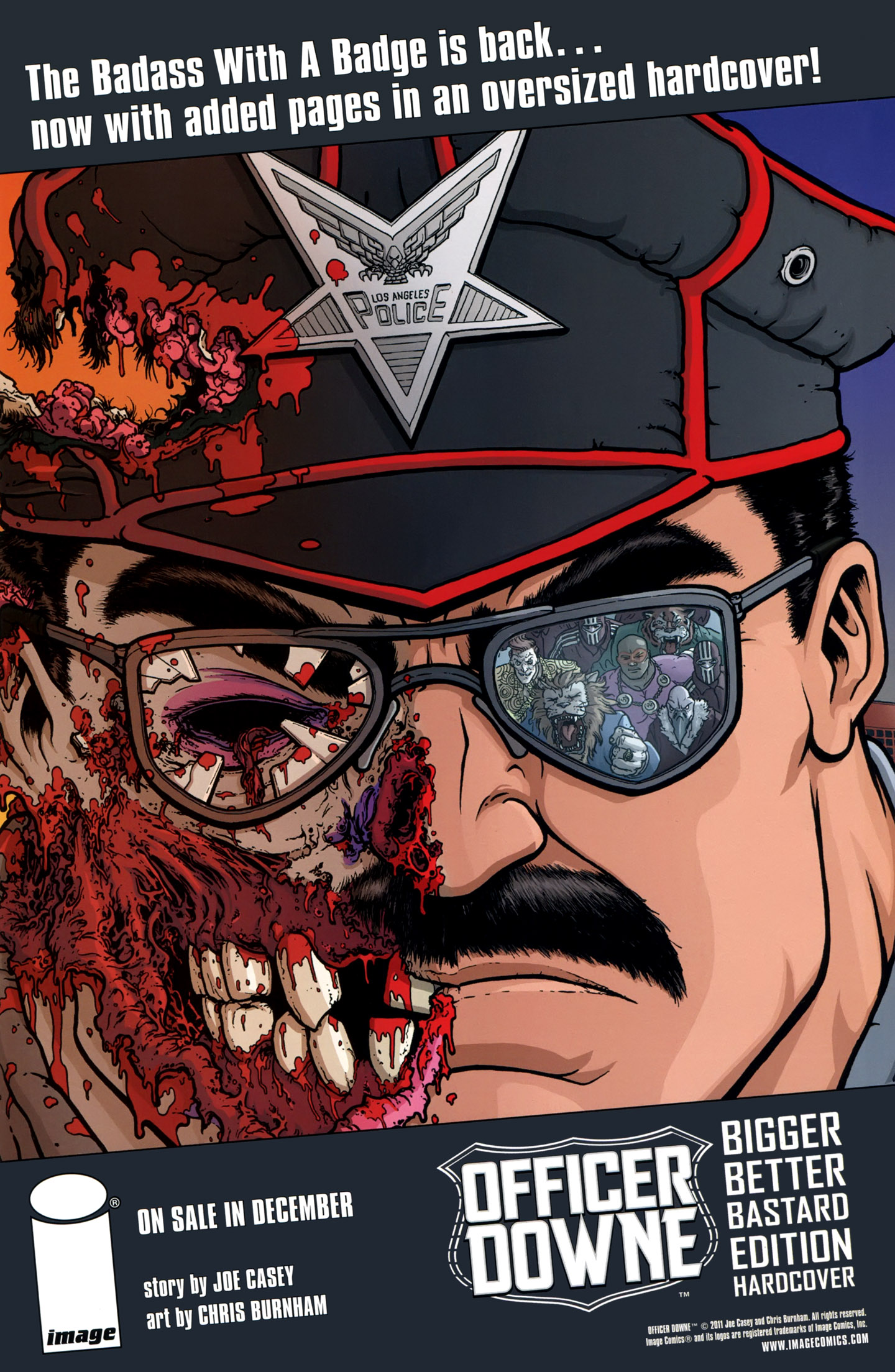 Read online Severed comic -  Issue #5 - 27