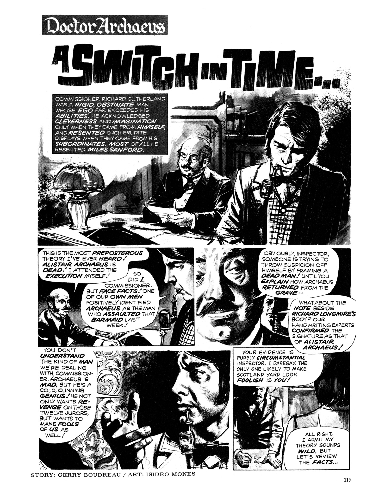 Read online Eerie Archives comic -  Issue # TPB 12 - 120