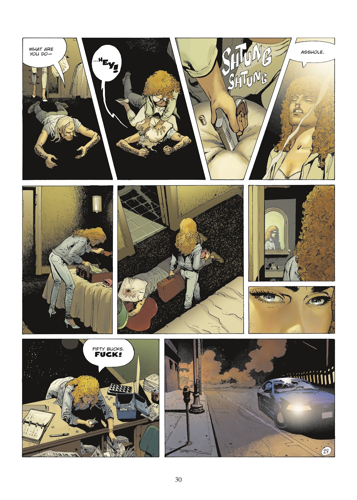 XIII Mystery issue 9 - Page 32