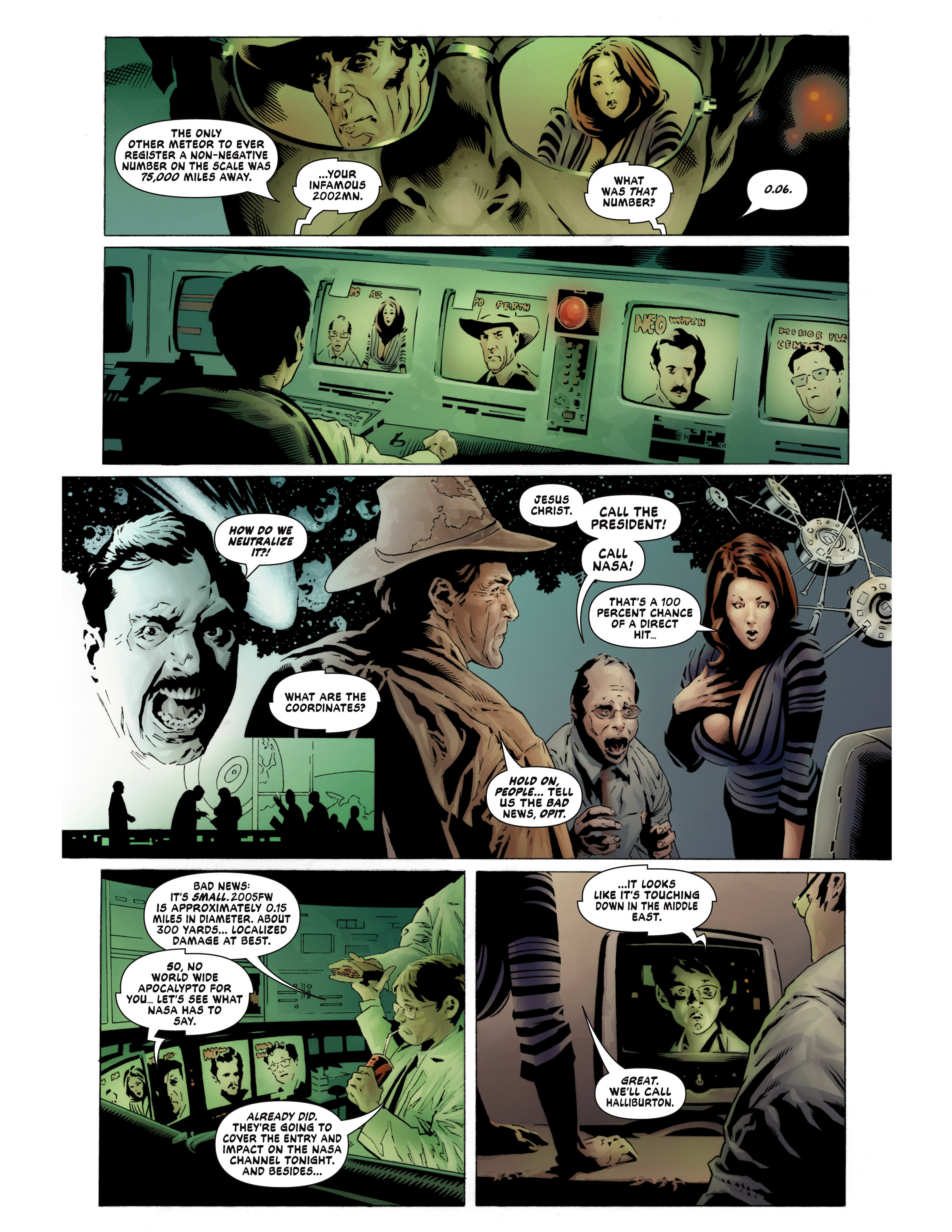 Read online Bad Planet comic -  Issue # TPB - 17