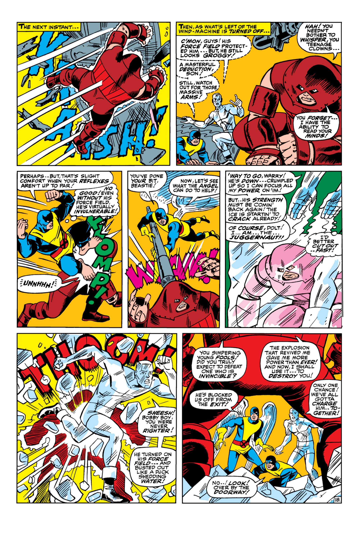 Uncanny X-Men (1963) 33 Page 18