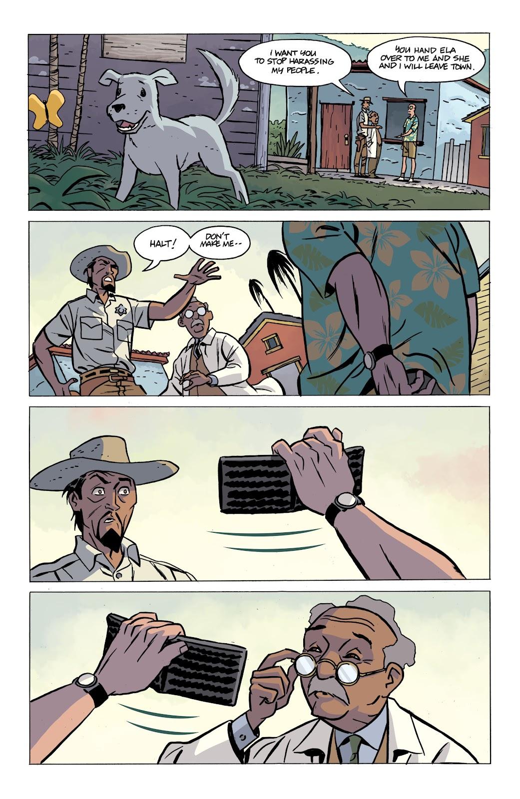 Read online The Twilight Children comic -  Issue #4 - 6