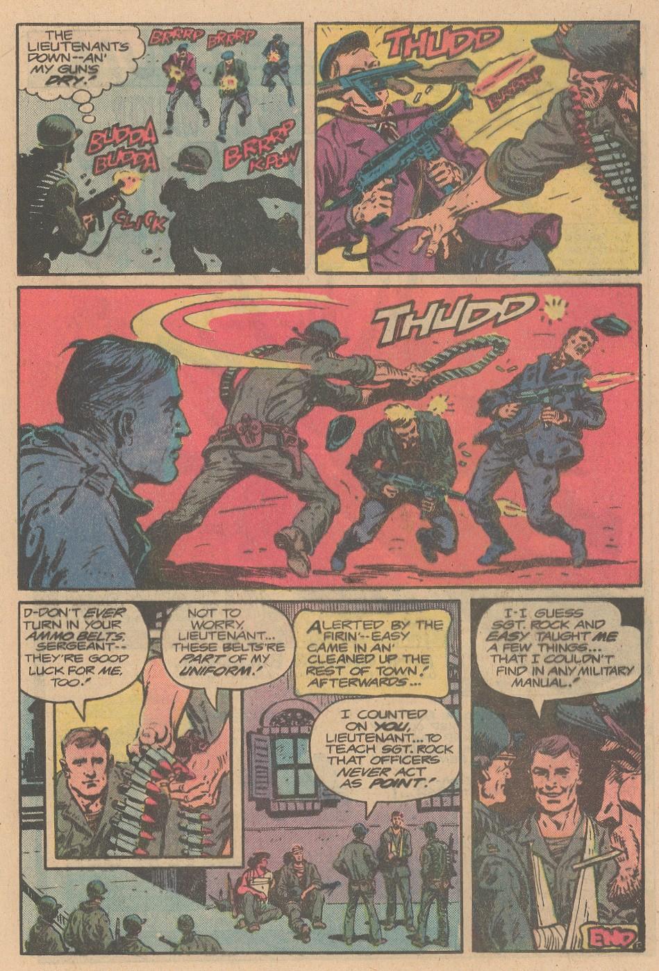 Read online Sgt. Rock comic -  Issue #356 - 13