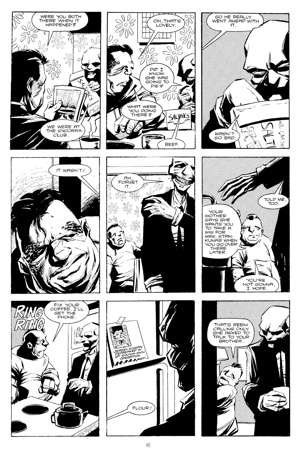 Read online Freaks' Amour comic -  Issue # TPB (Part 1) - 47