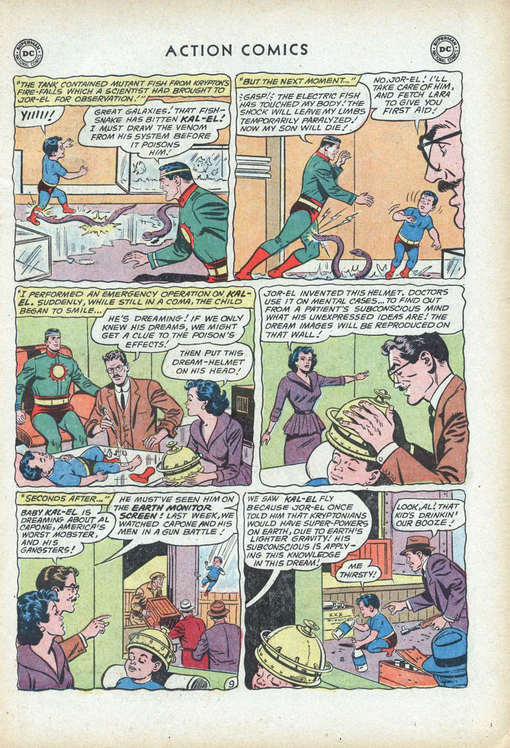 Read online Action Comics (1938) comic -  Issue #281 - 11