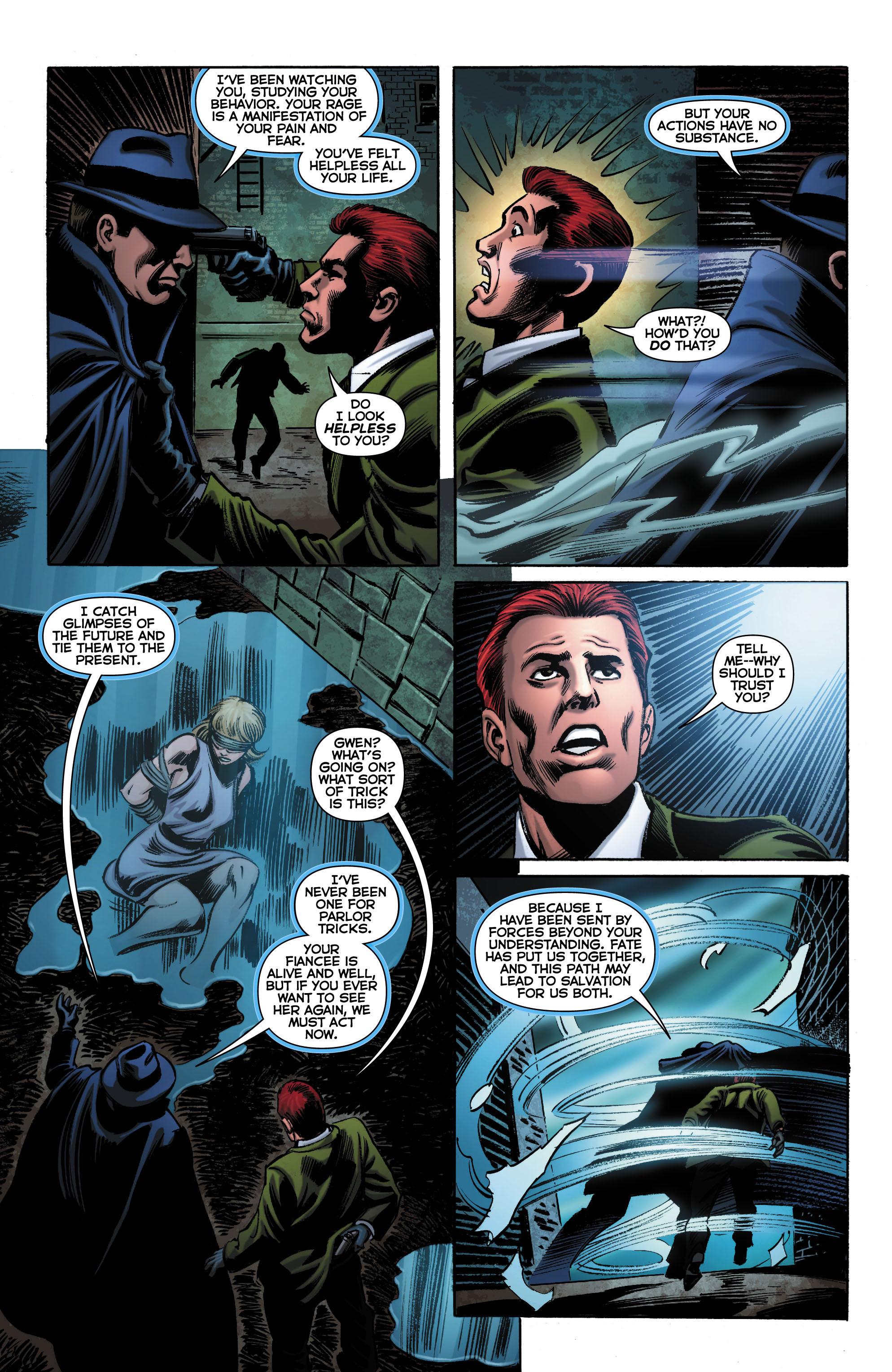 Read online Trinity of Sin: The Phantom Stranger comic -  Issue #0 - 15