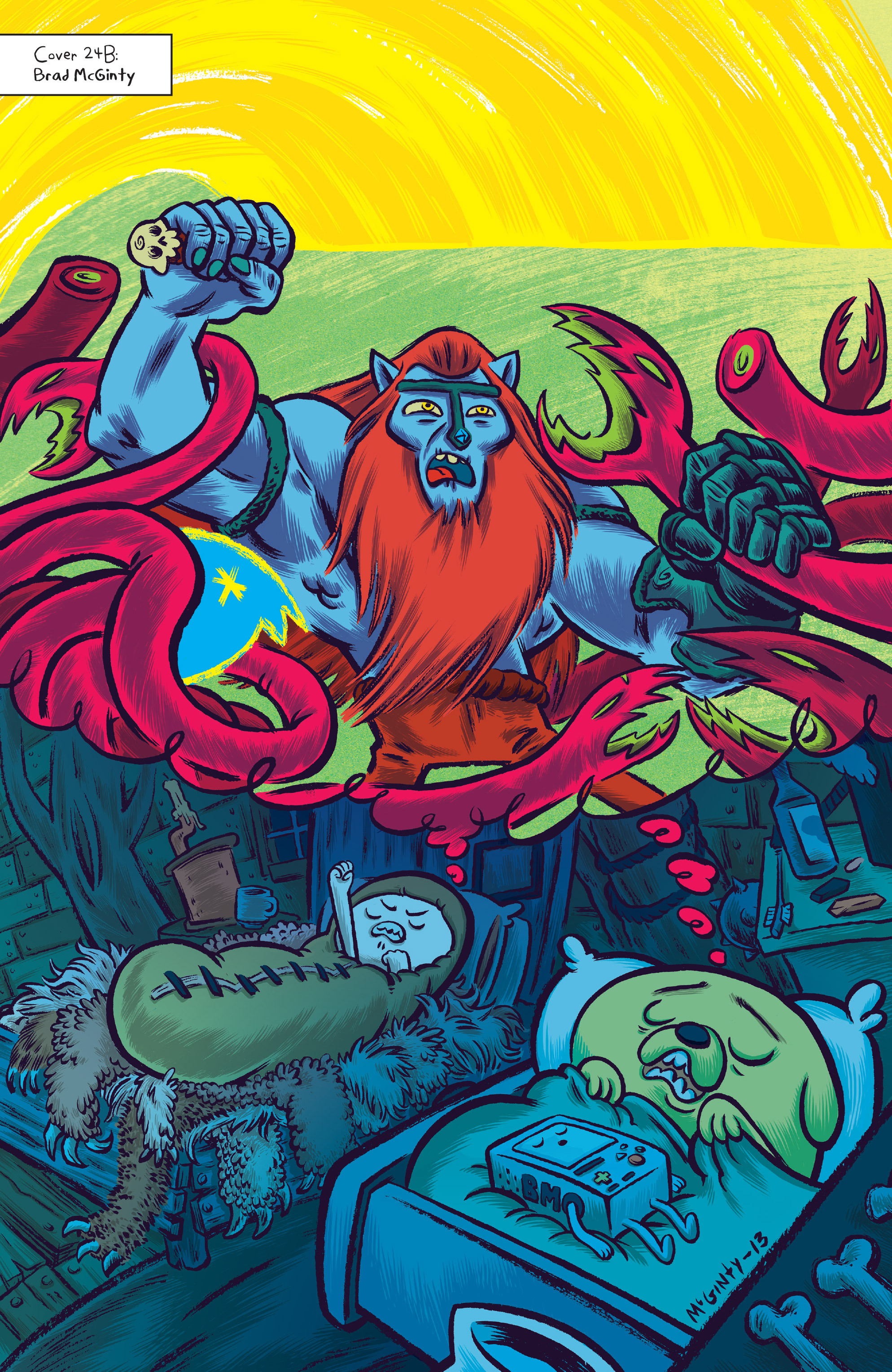 Read online Adventure Time comic -  Issue #Adventure Time _TPB 5 - 116