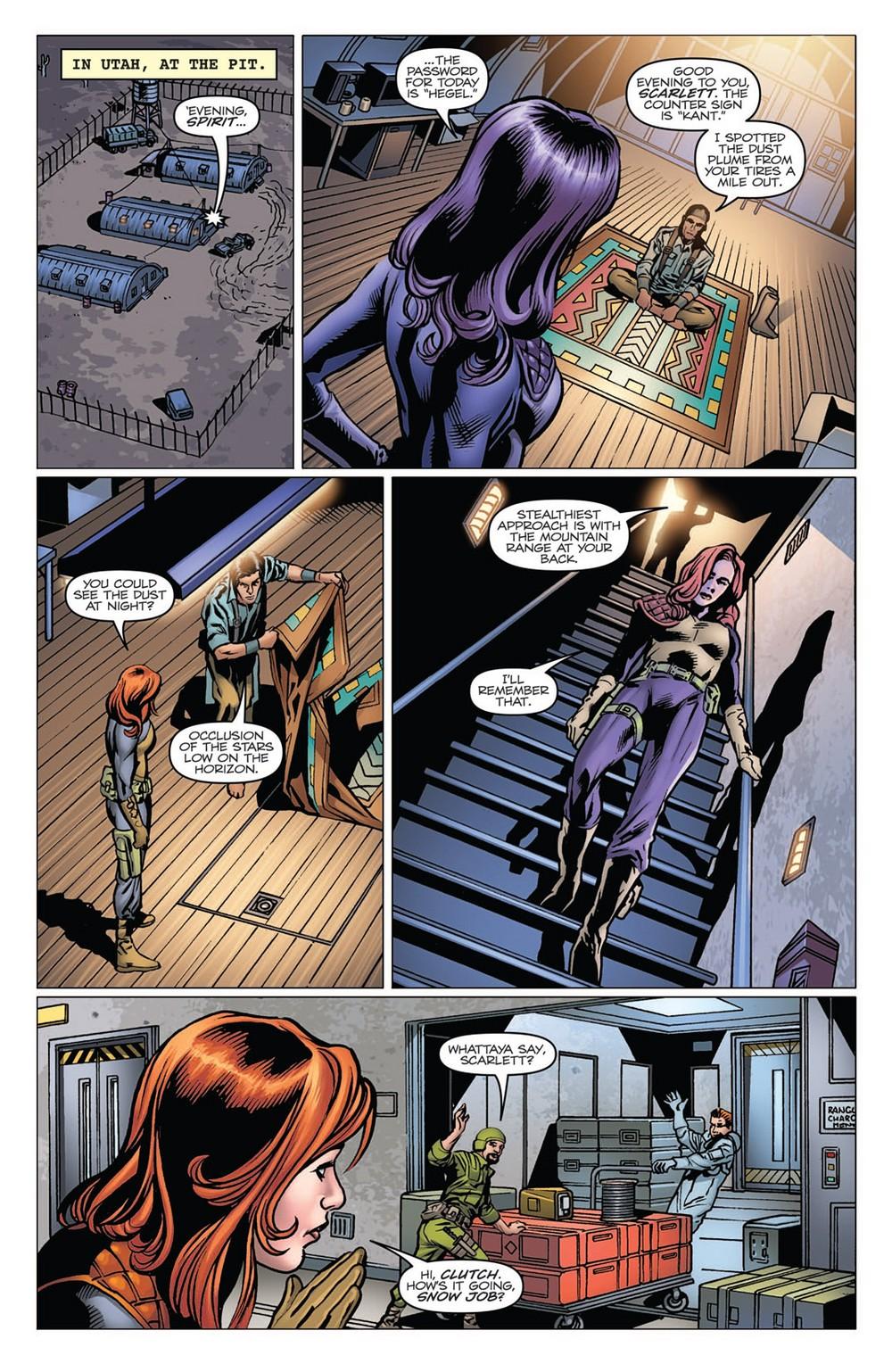 G.I. Joe: A Real American Hero 175 Page 19
