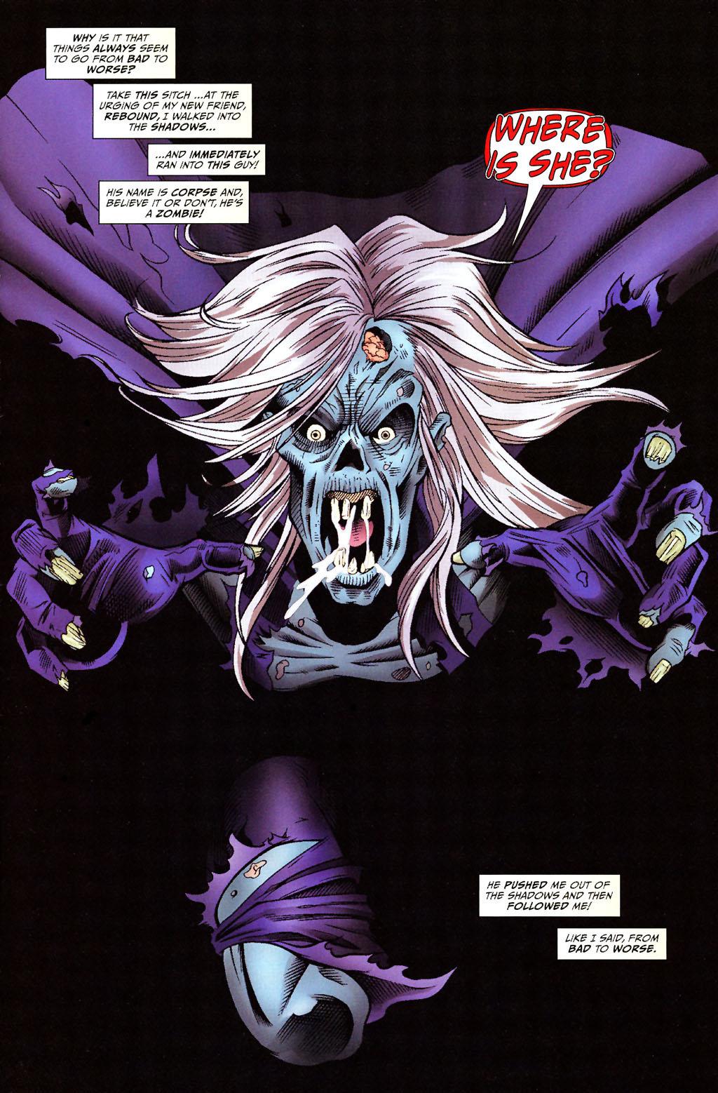 Read online ShadowHawk (2005) comic -  Issue #15 - 3
