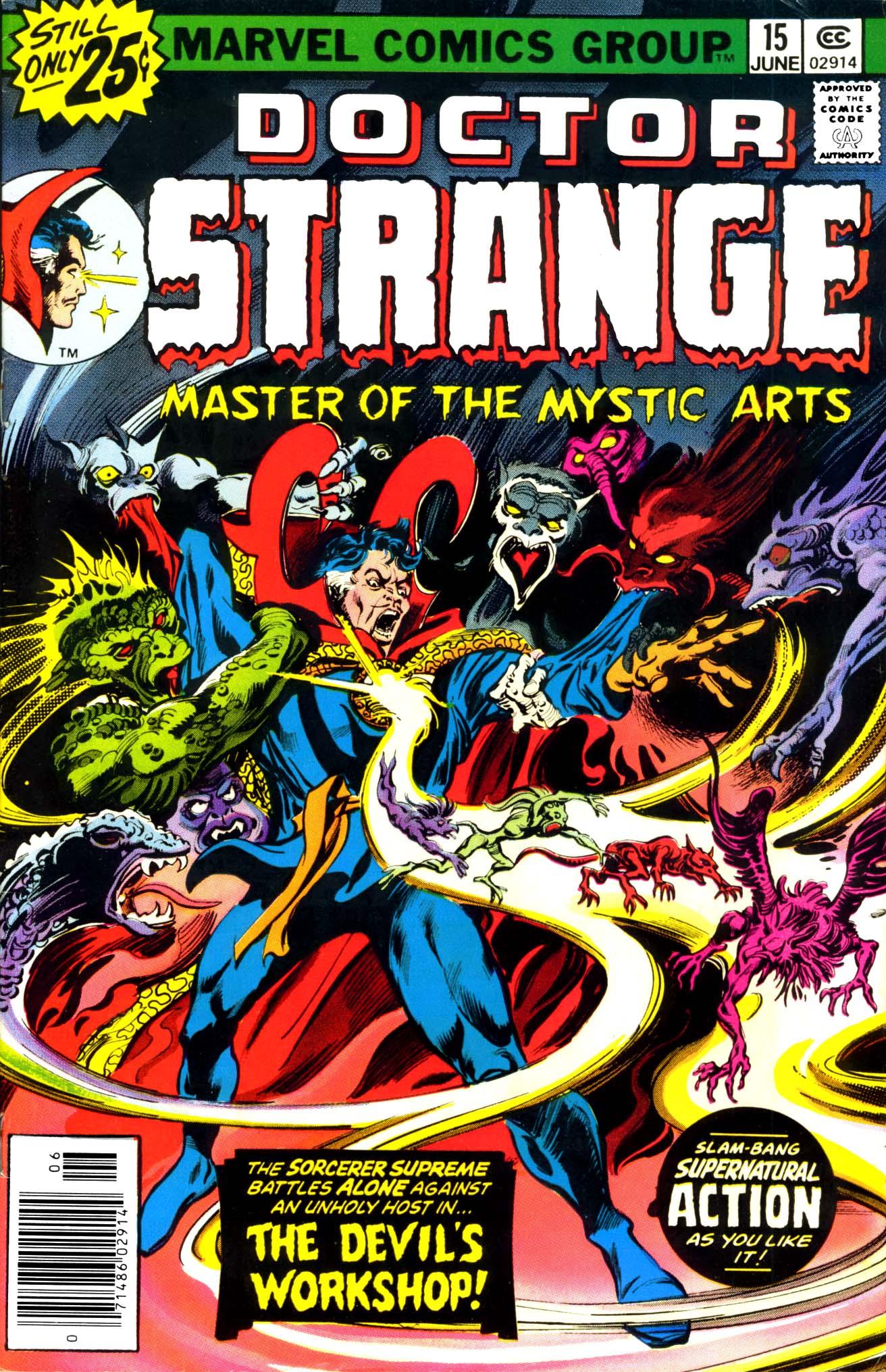 Doctor Strange (1974) 15 Page 1