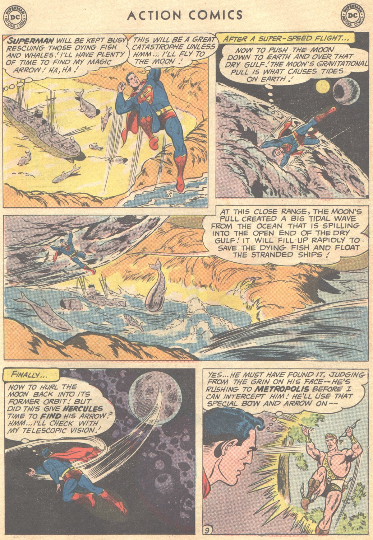 Read online Action Comics (1938) comic -  Issue #268 - 11