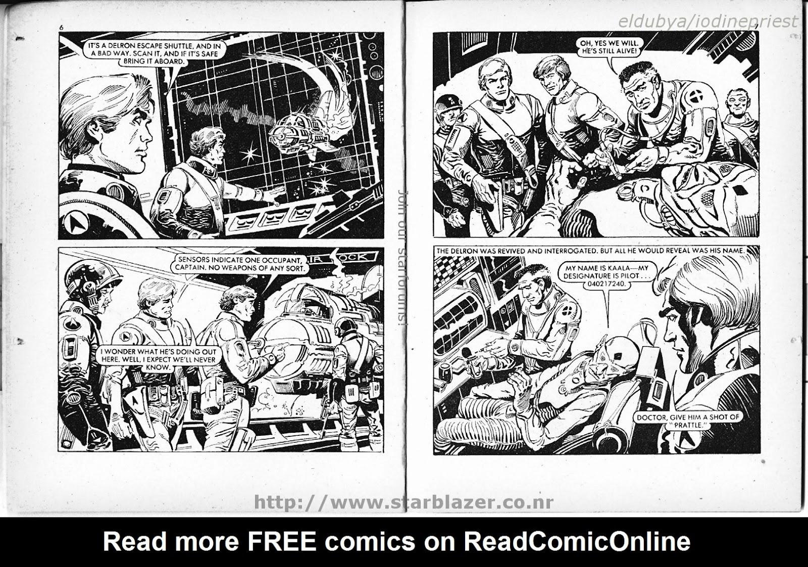 Starblazer issue 65 - Page 5