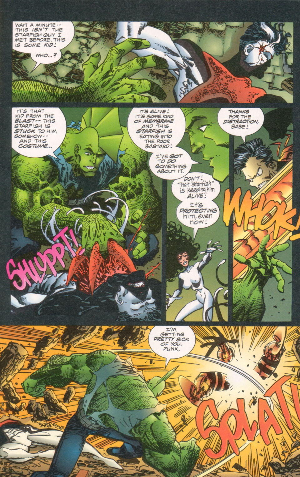 The Savage Dragon (1993) Issue #29 #32 - English 17