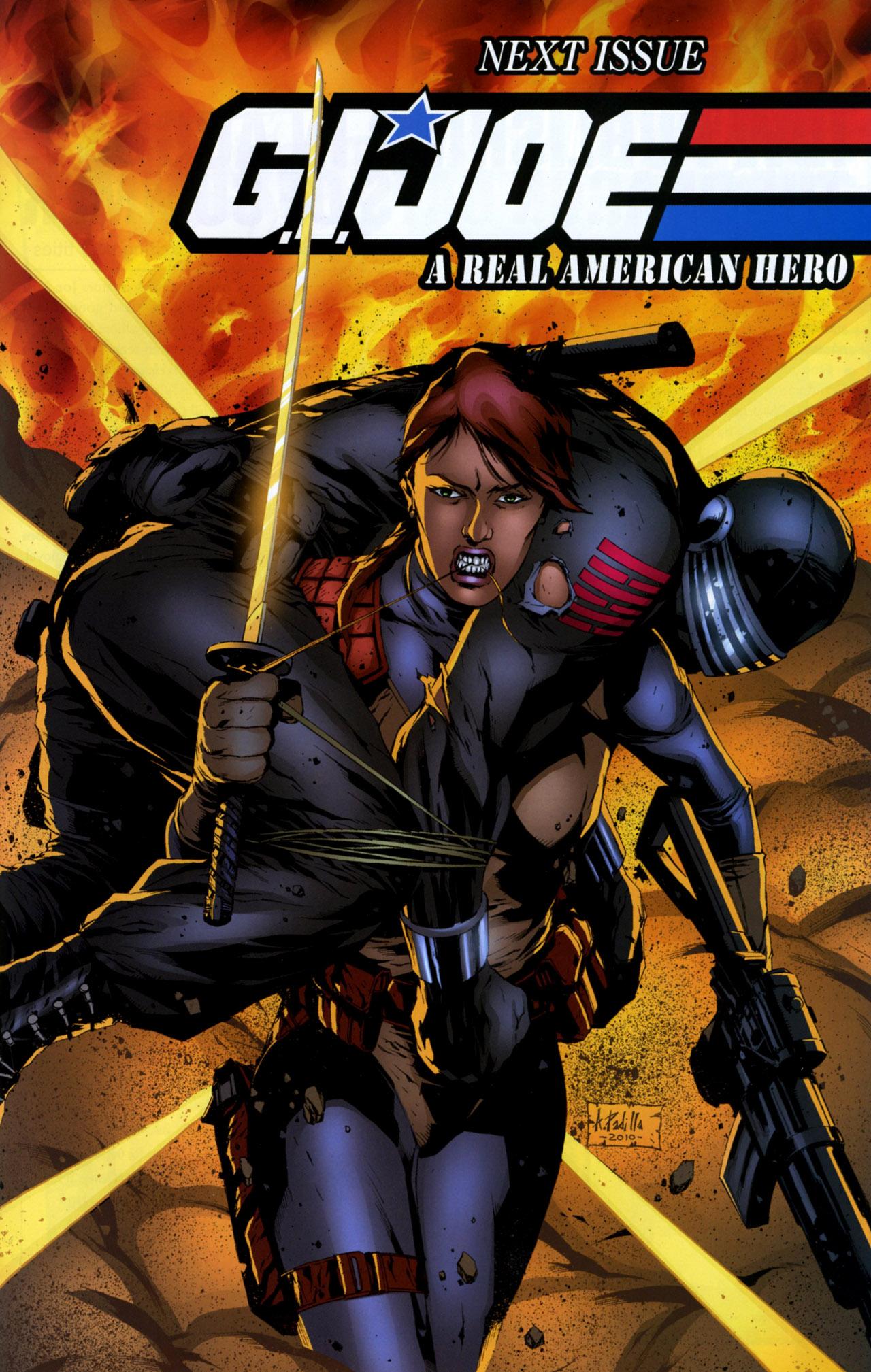 G.I. Joe: A Real American Hero 157 Page 24