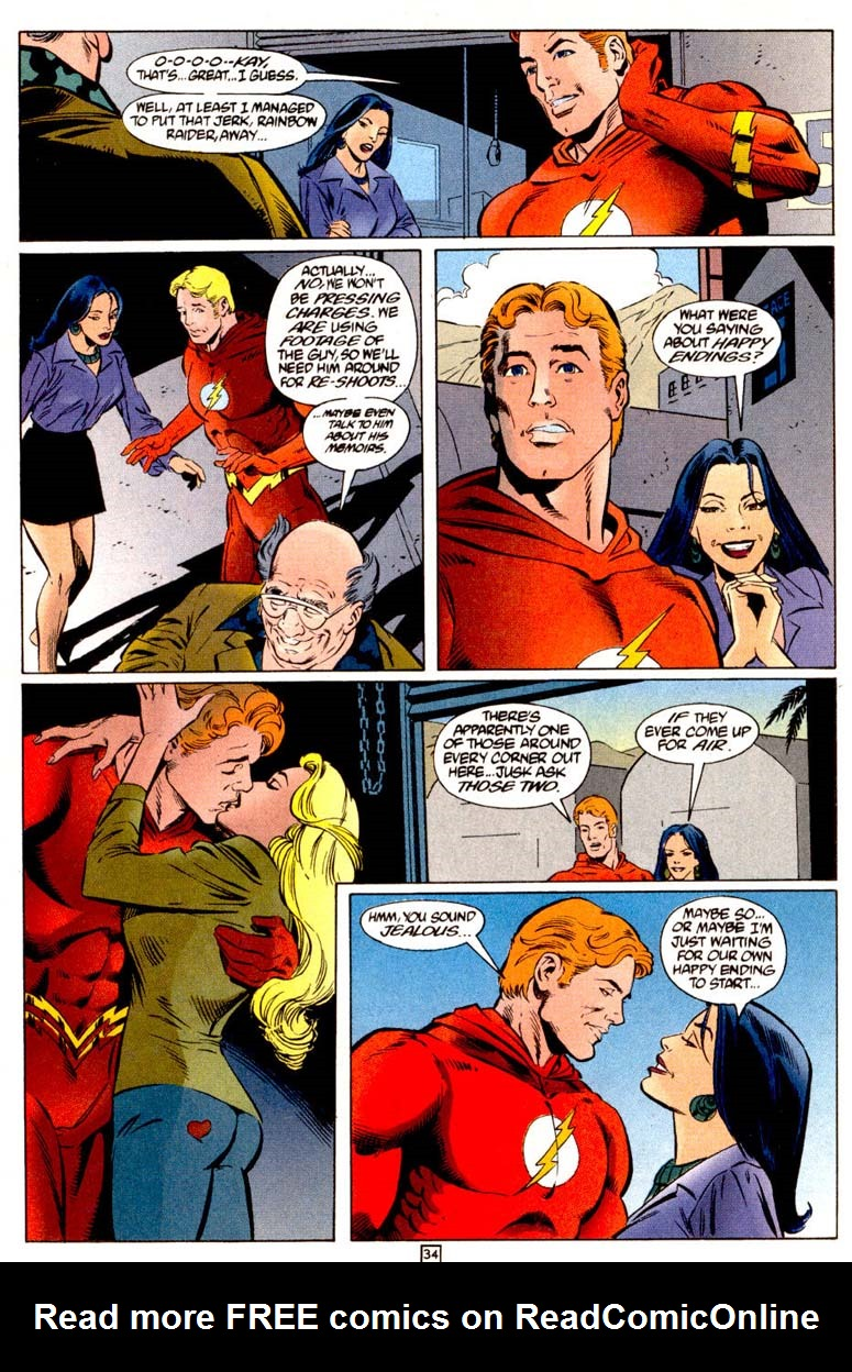 Read online The Flash (1987) comic -  Issue # _Annual 10 - 35