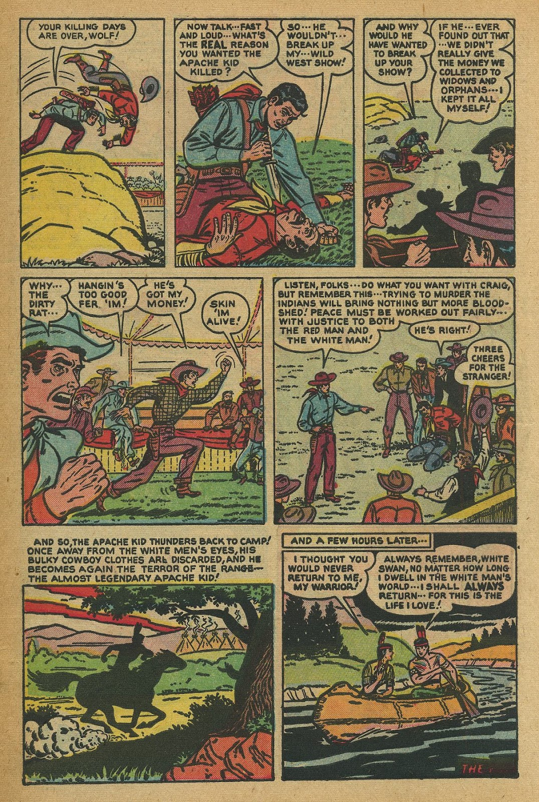 Apache Kid issue 3 - Page 10