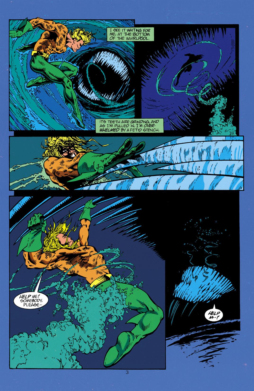 Read online Aquaman (1994) comic -  Issue #1 - 4