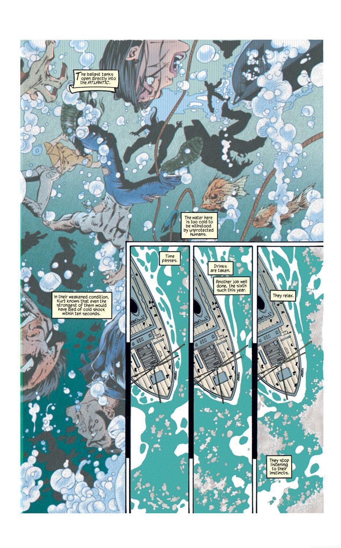 Read online X-Calibre comic -  Issue #2 - 18