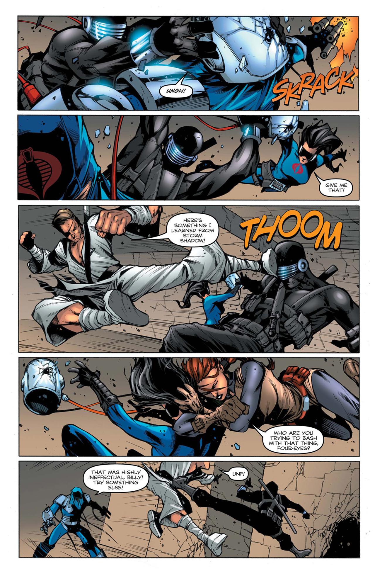 G.I. Joe: A Real American Hero 159 Page 19