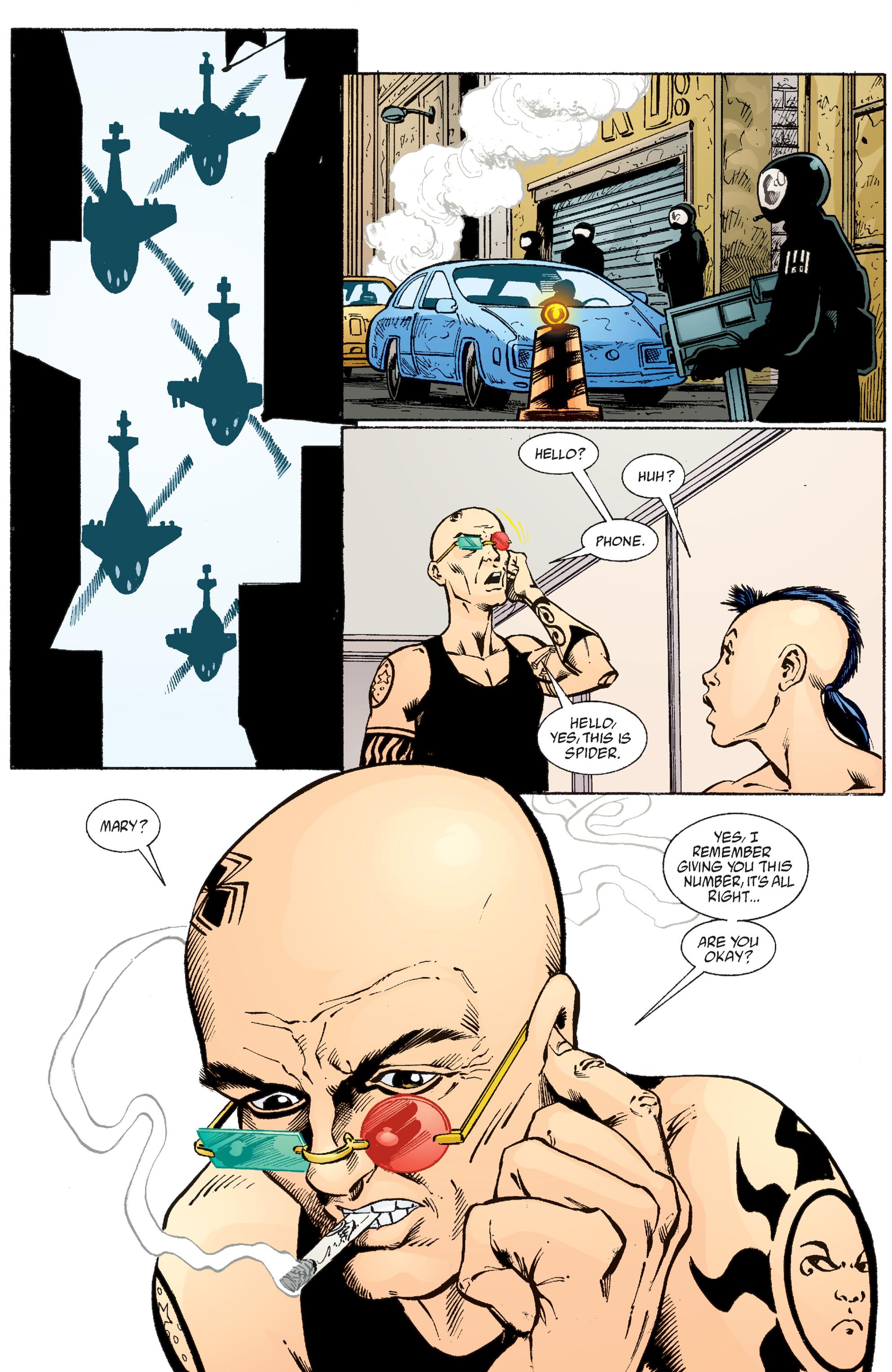 Read online Transmetropolitan comic -  Issue #57 - 11