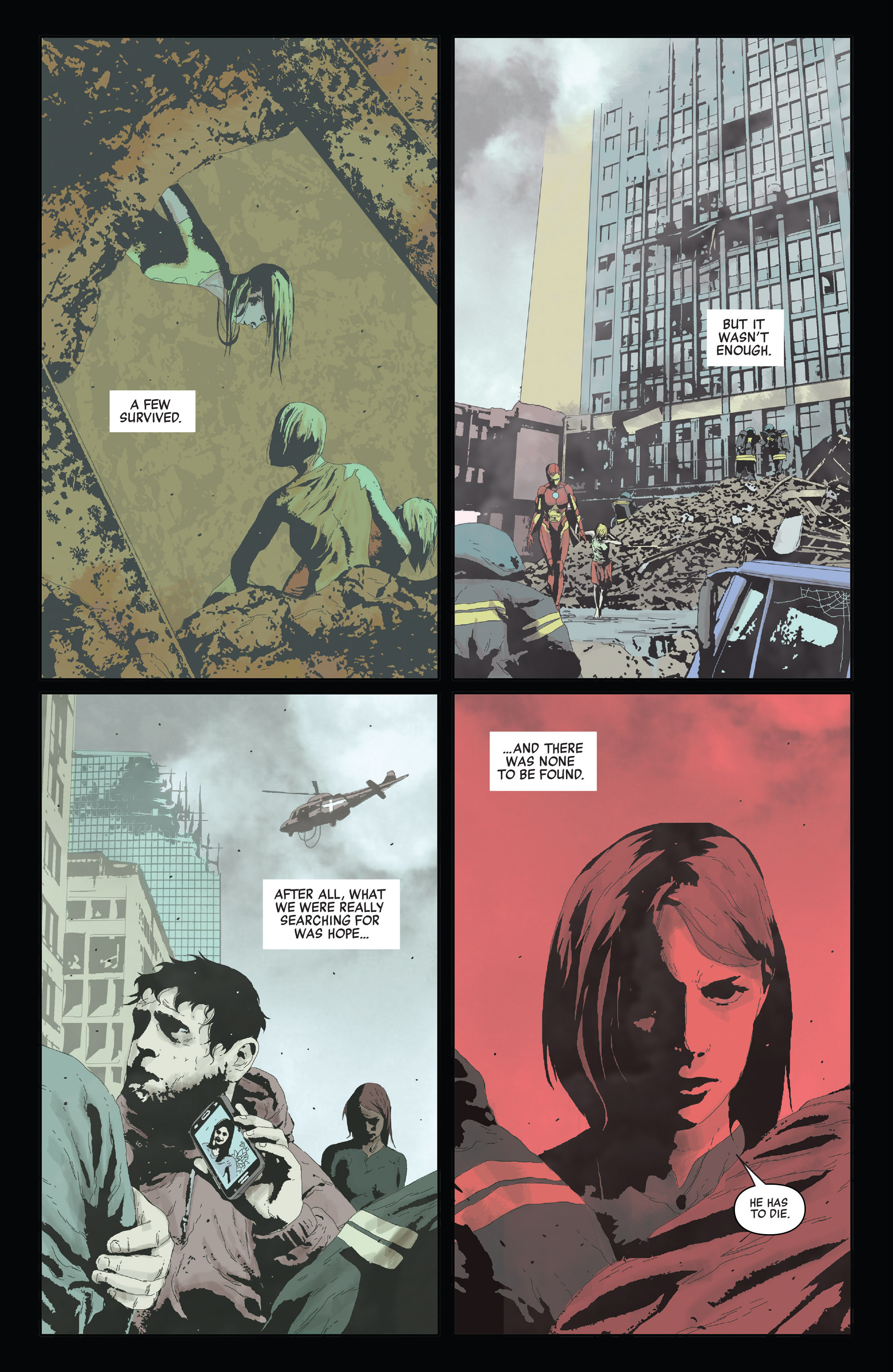 Read online Secret Empire comic -  Issue #2 - 4