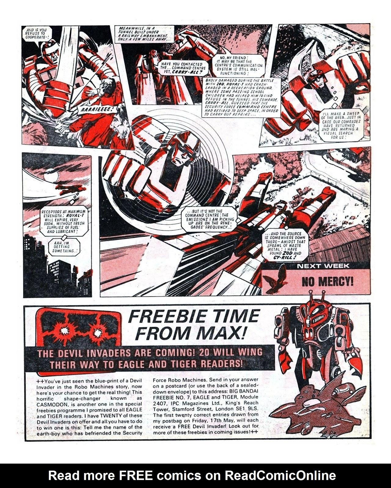 Read online Robo Machines comic -  Issue # TPB - 84