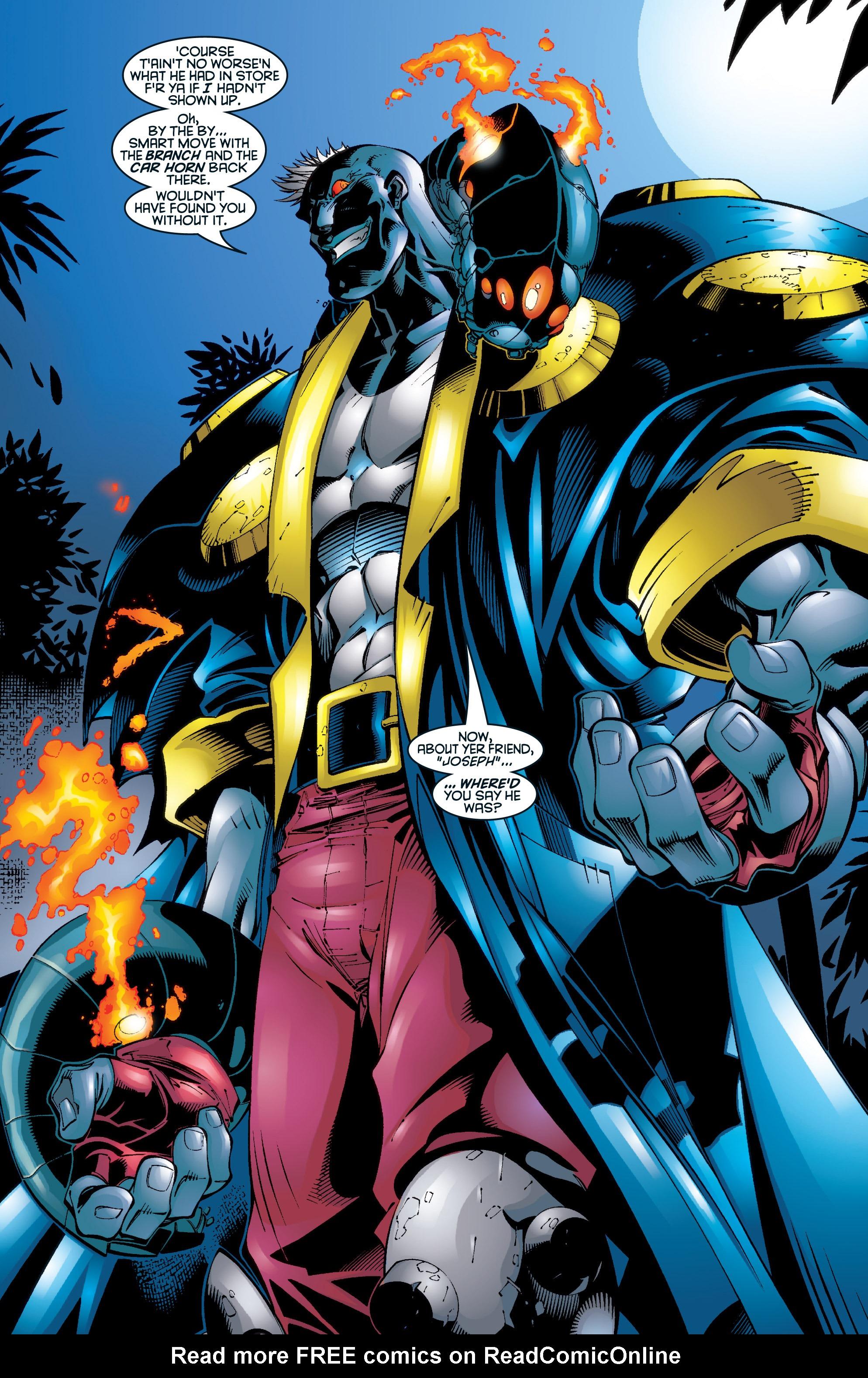 Read online Uncanny X-Men (1963) comic -  Issue #345 - 6